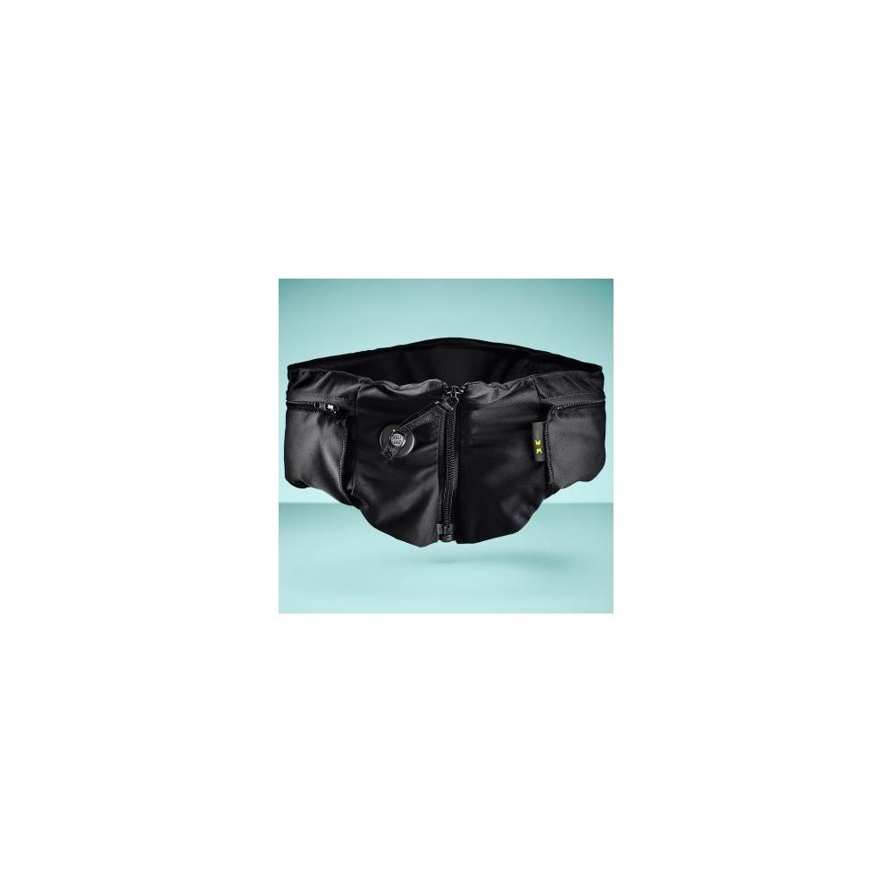 Høvding 2.0 smart cykelhjelm airbag - krave med usynlig hjelm
