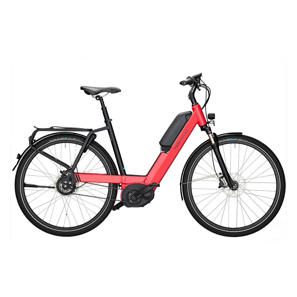 R&M Nevo NuVinci El-cykel