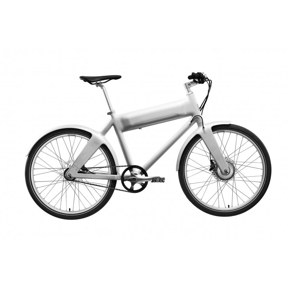 OKO 8 sp. E-bike Biomega w. lock and carrier