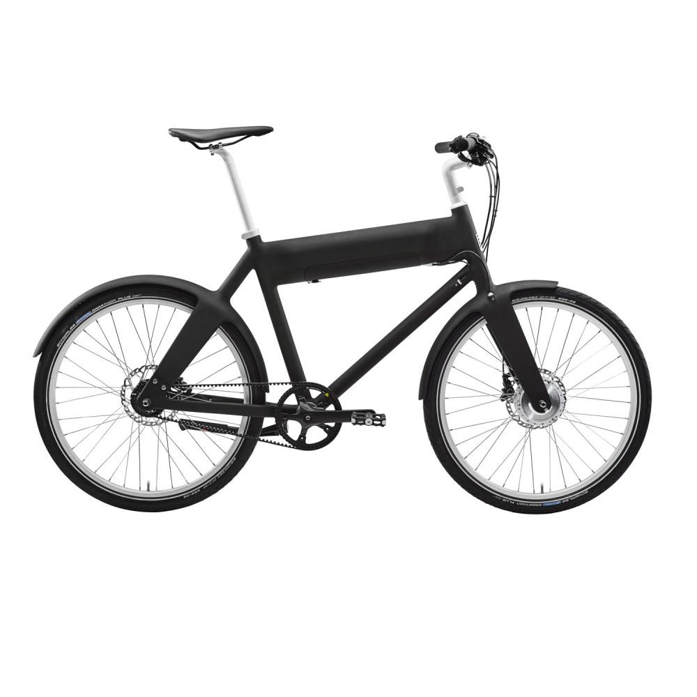 OKO 8 speed El-cykel Biomega