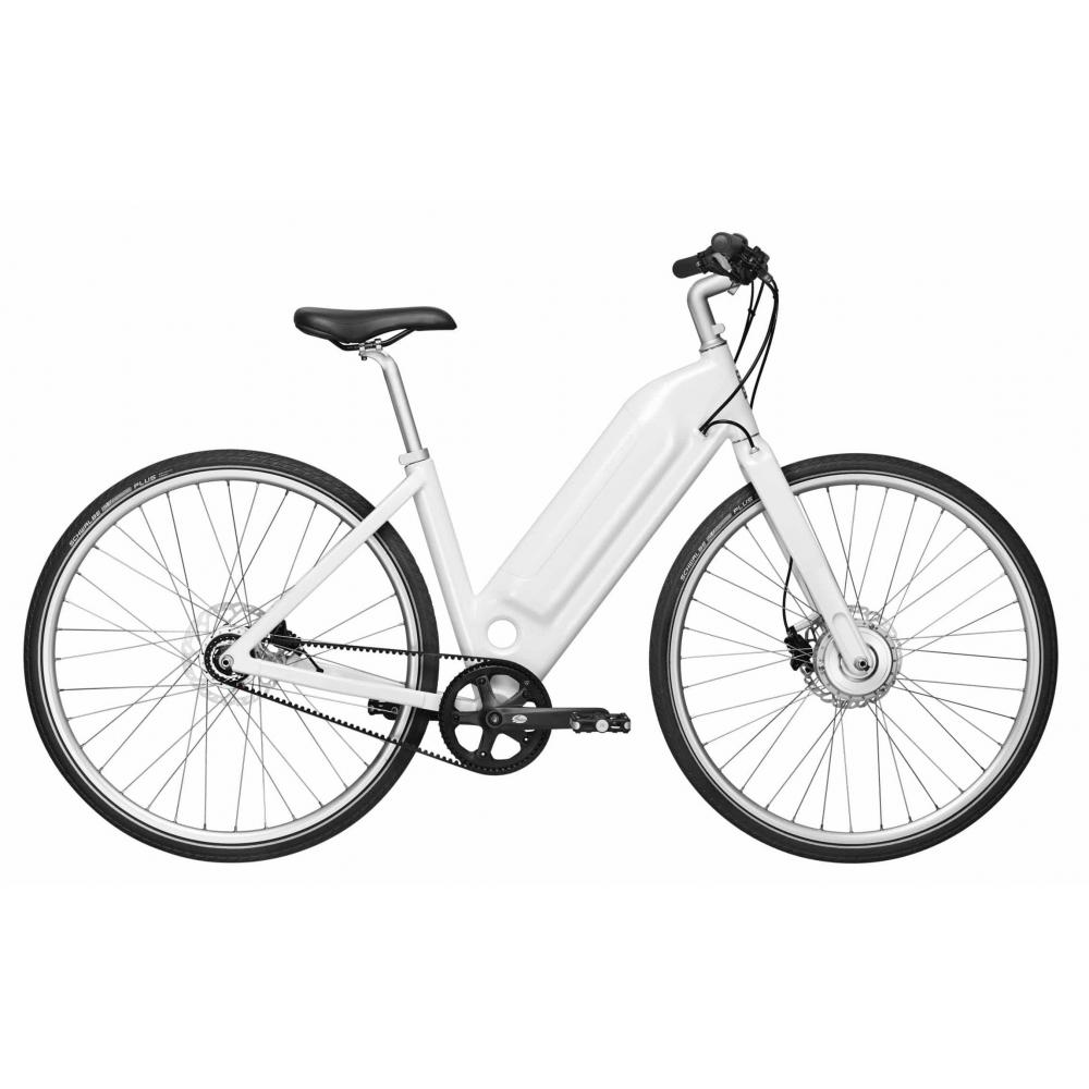 AMS 7 speed El-cykel Biomega