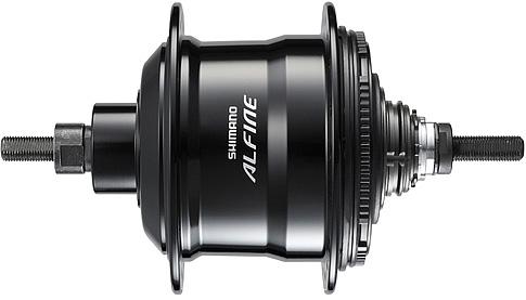 Alfine 11 hub