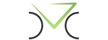 Nyt look - samme gode kvalitet og service. Stort udvalg af cykler med remtræk.