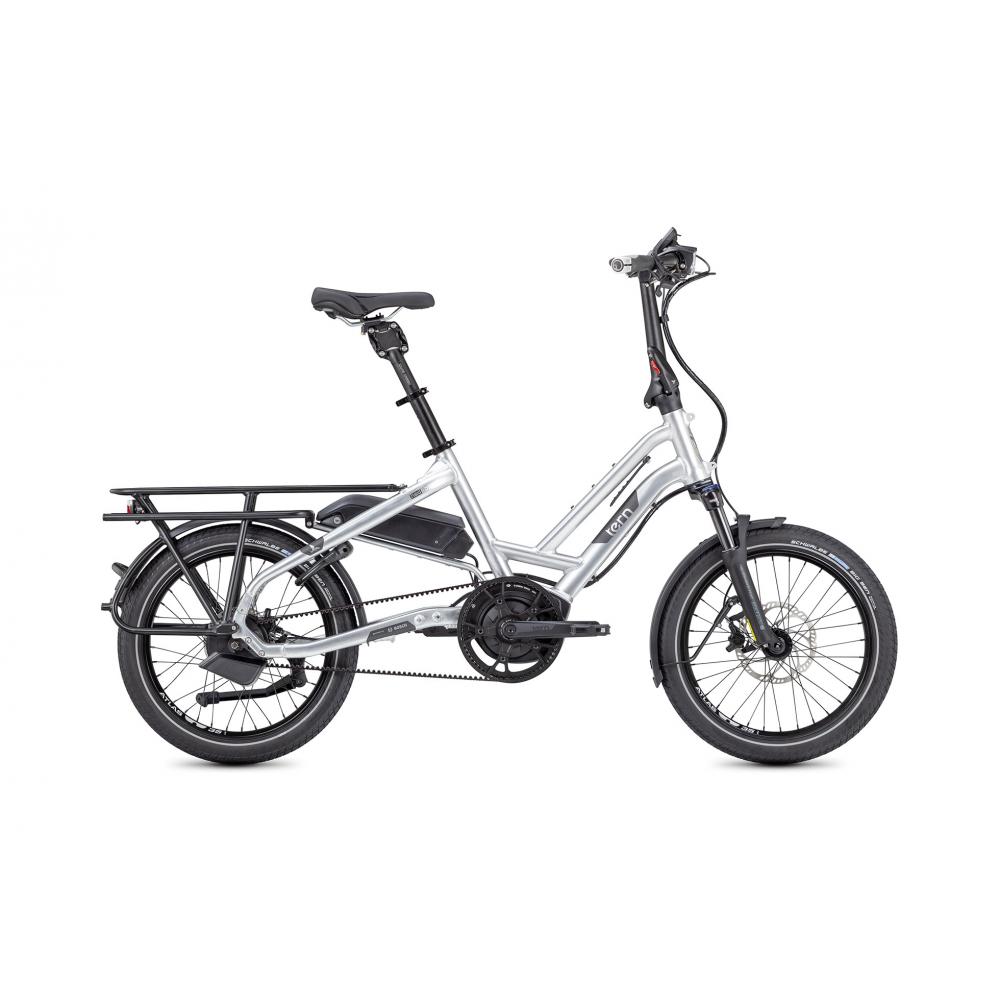 Tern HSD Foldecykel med El-motor og Enviolo gear og remtræk