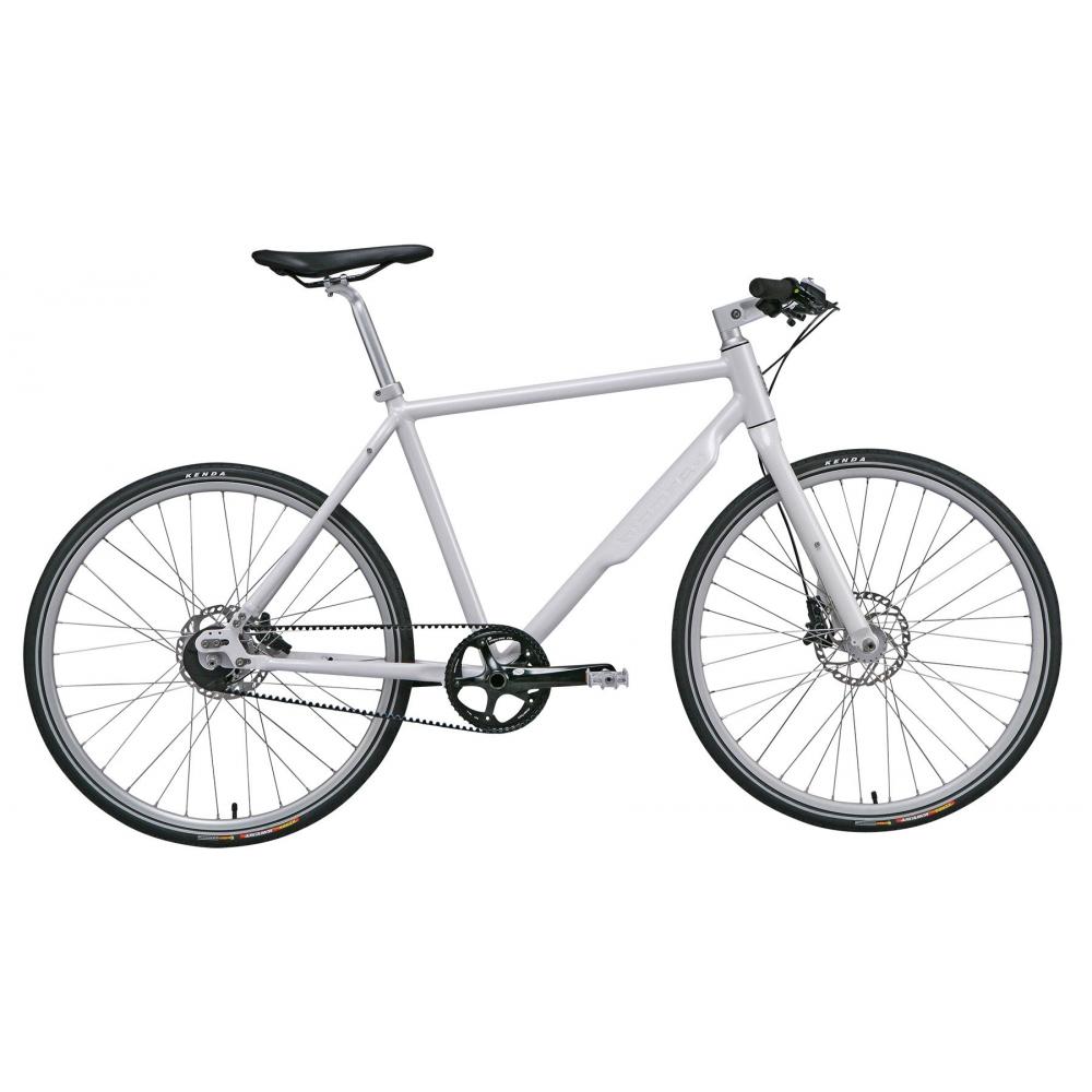Biomega NYC 2 speed cykel med remtræk