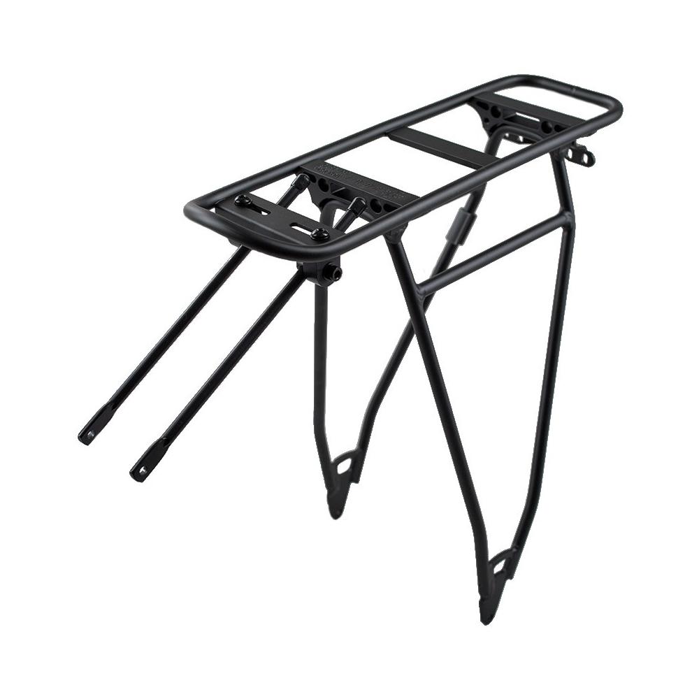"""Cube Carrier Rear Trekking 28""""-29"""" Black, Bagagebærer til din cykel med remtræk."""